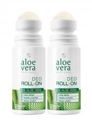Aloe Vera Deo Roll-on ohne Alkohol - Doppelpack