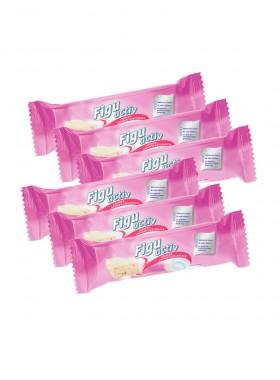 Figuactiv Riegel Erdbeer-Yoghurt-Geschmack, 6er-Box