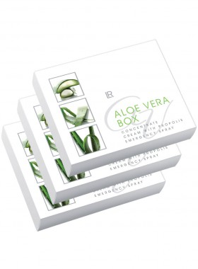 Aloe Vera Box 3er-Set