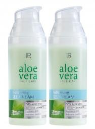 Aloe Vera Feuchtigkeits-Gel-Creme 2er Pack