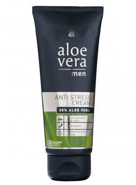 Aloe Vera Men Anti-Stress-Cream