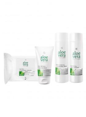 Aloe Vera Reinigungs-Set