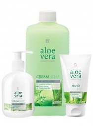 Aloe Vera Soft Hands-Set