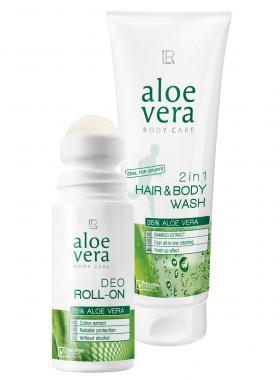 Aloe Vera Sport Set