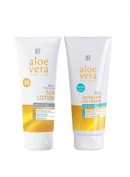 Aloe Vera Sun Protect & Care Set I