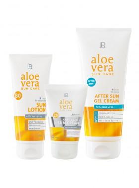 Aloe Vera Sun Sonnen-Set