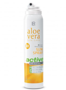 Aloe Vera Sun Spray active LSF 30