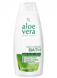 Aloe Vera Wellness-Bad