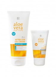 Aloe Vera Sun Protection & Care Set II