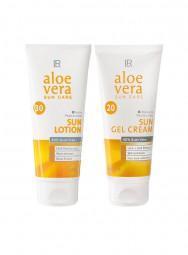 Aloe Vera Sun Protection Set I