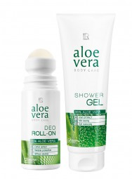 Aloe Vera Body Care Set