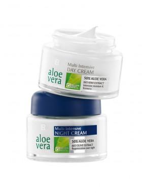 Aloe Vera Day & Night Care Set