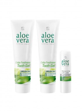 Aloe Vera Doppelpack Zahngel