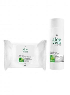 Aloe Vera Face Care Set