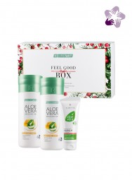 Aloe Vera Feel Good Box Honey
