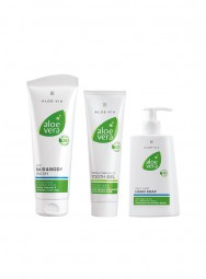 Aloe Vera Hygiene-Set