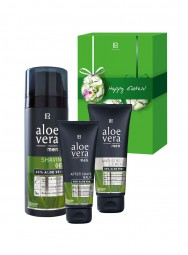 Aloe Vera Men-Set II Oster-Edition