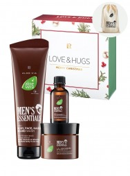Aloe Vera Men's Essentials-Set + Geschenkbox