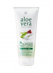 Aloe Vera Nourishing In-Shower Lotion