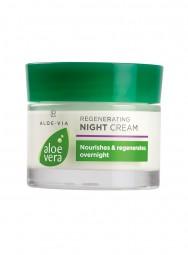 Aloe Vera Regenerierende Nachtcreme