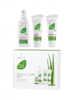 Aloe Vera Spezial-Pflege Box