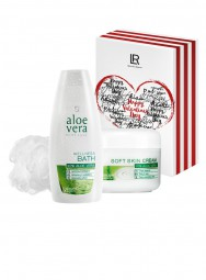 Aloe Vera Wellness Bath-Set