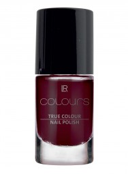 Colours True Colour Nail Polish - Black Cherry