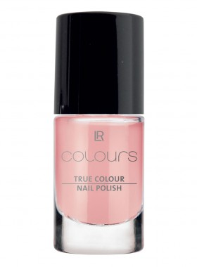 Colours True Colour Nail Polish - Ballerina Rose