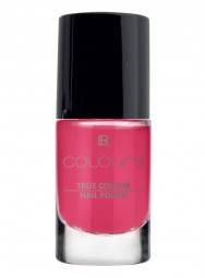 Colours True Colour Nail Polish Pink Flamenco