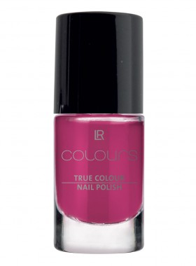 Colours True Colour Nail Polish - Foxy Fuchsia