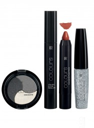 Colours Smokey Set with Colour & Care Stick - Mega Melon