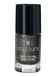 Colours True Colour Nail Polish - Chrome Matt Grey