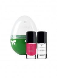 Colours Easter Egg No. 4 Pink Flamenco
