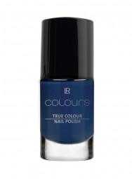 Colours True Colour Nailpolish Blueberry Blue