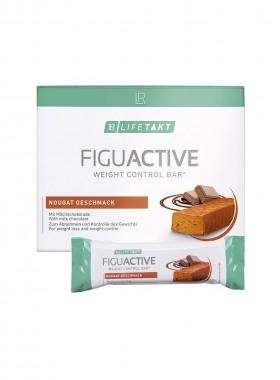 Figu Active Riegel Nougat Geschmack