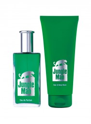 Jungle Man Duft-Set 1