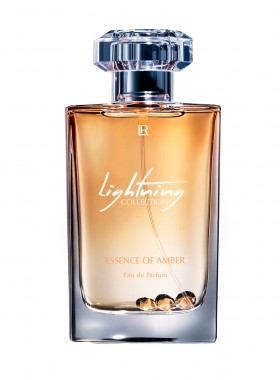 Lightning Collection Essence of Amber Eau de Parfum