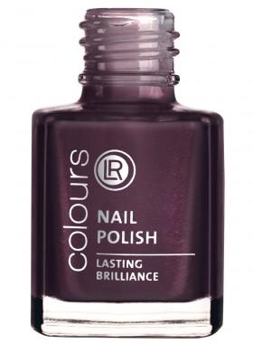 LR colours Nail Polish Lasting Brilliance - Dark Amethyst