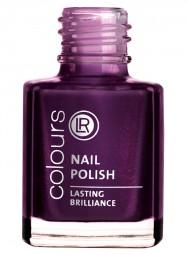 LR colours Nail Polish Lasting Brilliance - Dark Purple