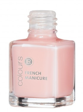 LR colours French Manicure - Rose French