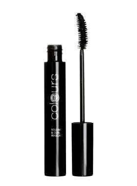 LR colours Volume & Curl Mascara - Absolute Black