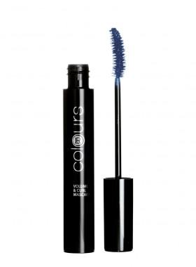 LR colours Volume & Curl Mascara - Blue