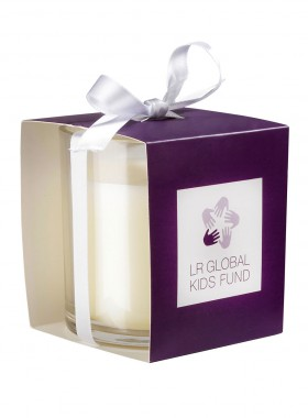 LR Global Kids Fund Kerze