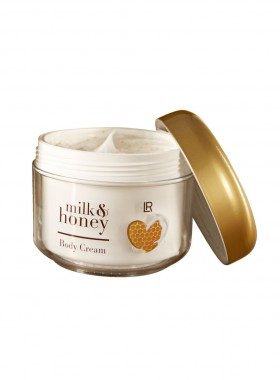 Milk & Honey Body Cream