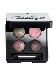 Deluxe Artistic Quattro Eyeshadow Delighted Nude