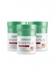Reishi Plus Kapseln 3er Set