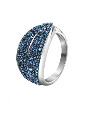LR.Joyce Ring - Midnight Blue - Gr. S (56)