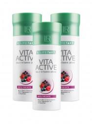 Vita Active Rote Früchte 3er Set