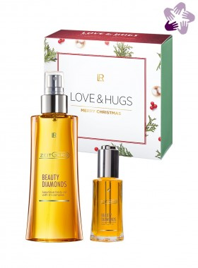 Zeitgard Beauty Diamonds Body Oil Set